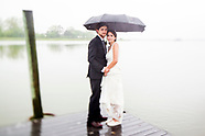 Cape Charles Wedding: Carly and Joey