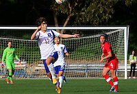 Fifa Womans World Cup Canada 2015 - Preview //<br /> Cyprus Cup 2015 Tournament ( Gsz Stadium Larnaca  - Cyprus ) - <br /> Canada vs South Korea 1-0  //  YOO Younga of South Korea