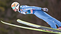21.03.2010, Planica, Kranjska Gora, SLO, FIS SKI Flying World Championships 2010, Flying Hill Team, im Bild FREITAG Richard, ( GER ), EXPA Pictures © 2010, PhotoCredit: EXPA/ J. Groder / SPORTIDA PHOTO AGENCY