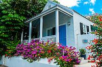 Houses, Key West, Florida Keys, Florida USA