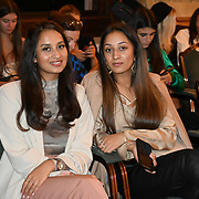 SMGlobal Catwalk showcase her latest collection at London Fashion GALA S/S 22  at The Royal Horseguards Hotel and One Whitehall Place on 2019-09-17, Lonfon, UK.