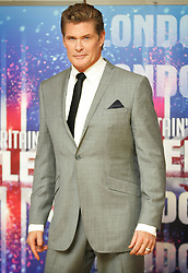 © under license to London News Pictures. 13/04/11 David Hasselhoff at Britain's Got Talent series launch at the Mayfair Hotel, London. He will be on the judging panel Photo credit should read: Olivia Harris/ London News Pictures