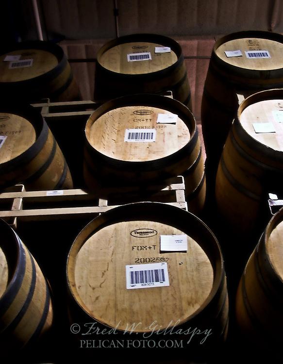 Wine Barrels 0087