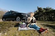 Swedish Chef Tina Nordström for Volkswagen.<br /> Photo Ola Torkelsson<br /> Copyright Ola Torkelsson ©