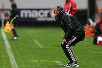 20111103 Braga: SC Braga vs. NK Maribor, UEFA Europa League, Group H, 4th round. In picture: Maribor coach Darko Milanic. Photo: Pedro Benavente/Cityfiles