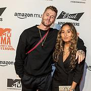 NLD/Amsterdam/20191028 - MTV Pre Party in Amsterdam, Johnny 500 en partner