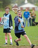 Lakes Region Lacrosse U11 girls versus Manchester  May 21, 2011.