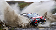 FIA World Rally Championship 2018 - DayInsure Wales Rally GB - Day Three - 06 Oct 2018