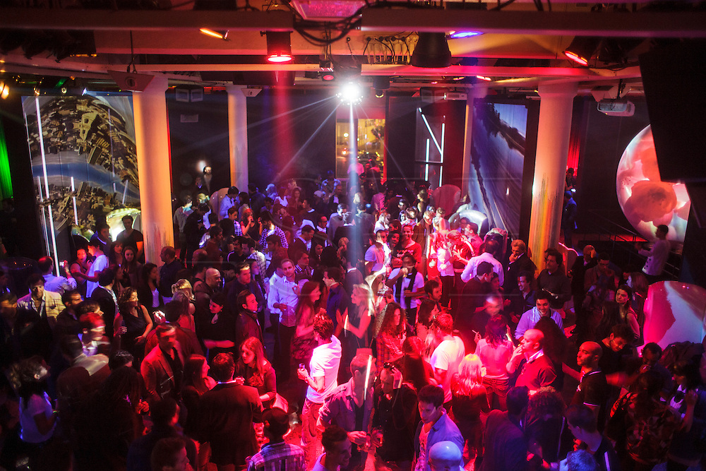 """""""Lux"""" disco at Santa Apolónia district in Lisbon is unarguably the most important disco of the city."""