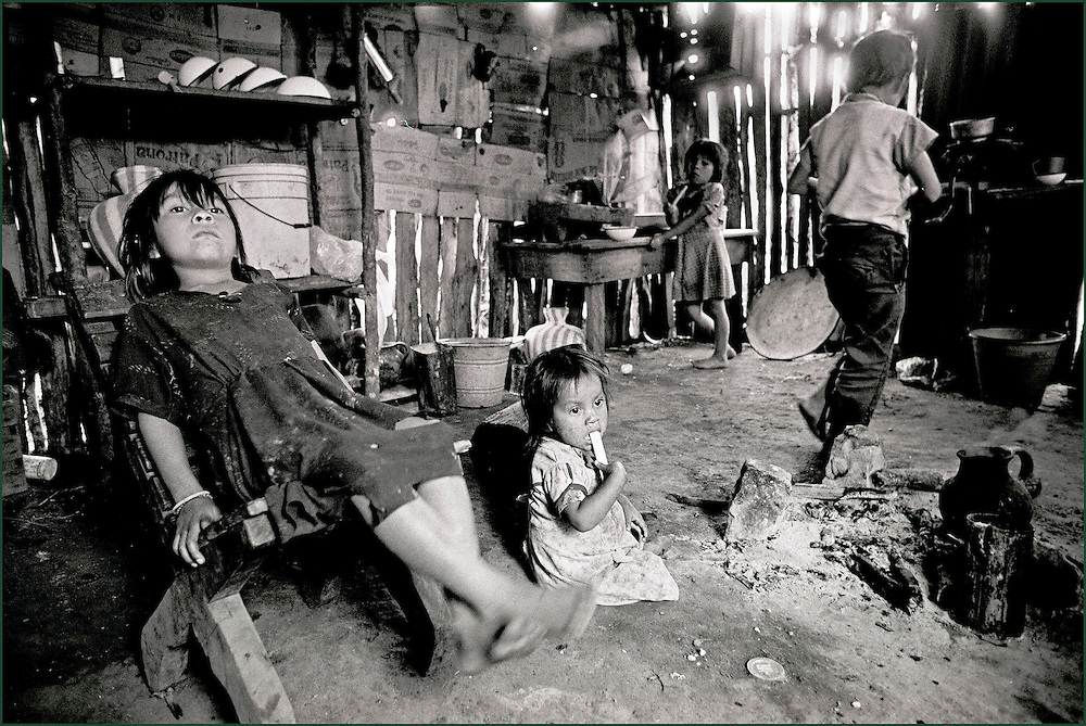 Central American refugees