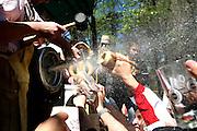 Oktoberfest officially begins in Villa General Belgrano, Argentina