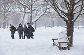 2018 Campus Snowstorm