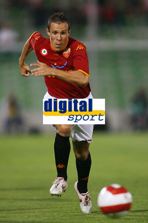 Fotball<br /> Italia<br /> Foto: Inside/Digitalsport<br /> NORWAY ONLY<br /> <br /> Rodrigo Taddei (Roma)<br /> <br /> Friendly match<br /> 11 Aug 2007 <br /> Juventus v Roma (5-2)