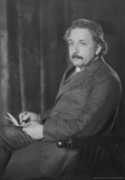 Albert Einstein, Physicist, 1921