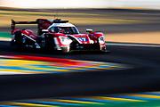 June 13-18, 2017. 24 hours of Le Mans. 17 IDEC Sport Racing, Ligier JS P217-Gibson, Patrice Lafargue, Paul Lafargue, David Zollinger