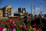 Maldon is a town on the Blackwater estuary in Essex, UK. It is the seat of the Maldon district and starting point of the Chelmer and Blackwater Navigation. Maldon's Hythe Quay is resident to a number of Thames Sailing Barges, these are among the last cargo vessels in the world still operating under sail, albeit now used in the spheres of education and leisure. Some ten to fifteen of the surviving fleet count Maldon as their home port, and many others are regular visitors alongside at the Quay.
