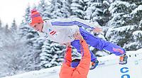 BILDET INNGÅR IKKE I FASTAVTALER. ALL NEDLASTING BLIR FAKTURERT.<br /> <br /> Hopp<br /> Foto: imago/Digitalsport<br /> NORWAY ONLY<br /> <br /> Bad Mitterndorf 16.01.2016, Kulm, Bad Mitterndorf, AUT, FIS Skiflug WM, Kulm, 3. Durchgang, im Bild Anders Fannemel (NOR) // Anders Fannemel of Norway during his 3rd Round Jump of FIS Ski Flying World Championships at the Kulm in Bad Mitterndorf, Austria on 2016/01/16.