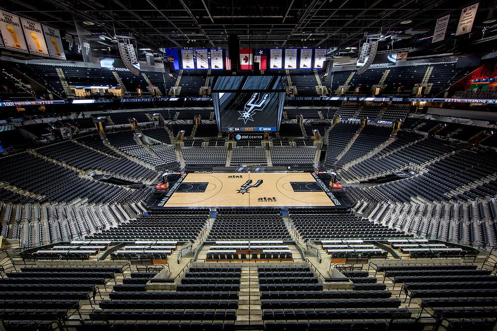 San Antonio Spurs | San Antonio, TX