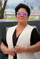 Jaclyn Jose at the Ma'rosa film photo call at the 69th Cannes Film Festival Wednesday 18th May 2016, Cannes, France. Photography: Doreen Kennedy