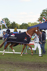 317-Unicum H<br /> KWPN Paardendagen Ermelo 2004<br /> Photo © Hippo Foto