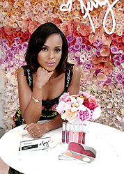 EXCLUSIVE: Creative consultant Kerry Washington makes a surprise appearance at the Ulta store in New York City for her Neutrogena x Kerry make-up launch. 15 May 2018 Pictured: Kerry Washington. Photo credit: MOVI Inc. / MEGA TheMegaAgency.com +1 888 505 6342