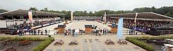 Overzicht arena<br /> Kingsley Donadeo Prijs - Grand Prix Kur<br /> Dutch Championship Dressage - Ermelo 2015<br /> © Hippo Foto -Dirk Caremans<br /> 19/07/15