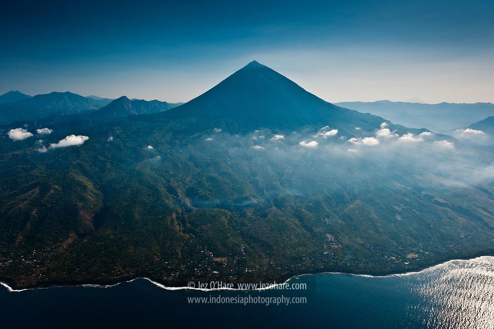 Mt. Inerie, Flores, East Nusa Tenggara, Indonesia