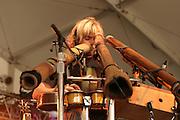 Jun 11, 2004; Manchester, TN, USA; Xavier Rudd performing at Bonnaroo 2004. Mandatory Credit: Photo by Bryan Rinnert/3Sight Photography
