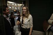 Bay Garnett, Natalia Vodianova and Elle Macpherson host a dinner in honor of Francisco Costa (creative Director for women) and Italo Zucchelli (creative director for men)  of Calvin Klein. Locanda Locatelli, 8 Seymour St. London W1. ONE TIME USE ONLY - DO NOT ARCHIVE  © Copyright Photograph by Dafydd Jones 66 Stockwell Park Rd. London SW9 0DA Tel 020 7733 0108 www.dafjones.com