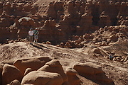SHOT 5/22/17 9:04:17 AM - Emery County is a county located in the U.S. state of Utah. As of the 2010 census, the population of the entire county was about 11,000. Includes images of mountain biking, agriculture, geography and Goblin Valley State Park. (Photo by Marc Piscotty / © 2017)