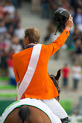 Jeroen Dubbeldam, (NED), Zenith SFN - Show Jumping Final Four - Alltech FEI World Equestrian Games™ 2014 - Normandy, France.<br /> © Hippo Foto Team - Leanjo de Koster<br /> 07-09-14
