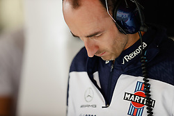May 12, 2018 - Barcelona, Spain - Motorsports: FIA Formula One World Championship 2018, Grand Prix of Spain, .#40 Robert Kubica (POL, Williams Martini Racing) (Credit Image: © Hoch Zwei via ZUMA Wire)
