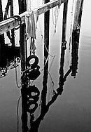 Pier Hangings, Monterey, CA