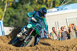 September 30, 2018 - Imola, BO, Italy - Clement DESALLE (BEL) during Race 2 of MXGP of Italy in Imola. (Credit Image: © Riccardo Righetti/ZUMA Wire)