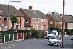 Chediston Vale, Bestwood Estate, Nottingham, England.