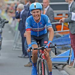 NK Weg Elite mannen te Ootmarsum.<br /> Sebastiaan Langeveld wint de wedstrijd over 250 km in het Twentse Ootmarsum. Niki Terpstra eindigt op de tweede plaats voor Wesley Kreder