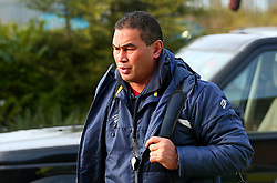 Bristol Rugby Head Coach Pat Lam arrives at Castle Park for the fixture against Doncaster Knights - Mandatory by-line: Robbie Stephenson/JMP - 02/12/2017 - RUGBY - Castle Park - Doncaster, England - Doncaster Knights v Bristol Rugby - Greene King IPA Championship