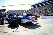 May 6, 2013 - NASCAR Sprint Cup Series, STP Gas Booster 500. Carl Edwards, Ford