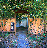 Fuurin Oka Futon and Breakfast located on Bainbridge Island, Washington State.  A quiet and secluded traditional Japanese style house which includes a soaking tub.  Fuurin-Oka translates to Wind Bell Hill.  It's a free standing building offering privacy and a retreat style getaway.  Perfect for two people who enjoy privacy and Japanese culture.