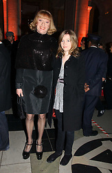 """Artist GRAYSON PERRY and his daughter FLORENCE PERRY attend opening night of """"Kylie - The Exhibition"""" at Victoria & Albert Museum February 6, 2007 in London.<br /><br />NON EXCLUSIVE - WORLD RIGHTS"""