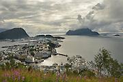 Norwegian Seascape