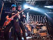 The Rezillos at The Liquid Room, Edinburgh May 2014