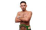 BOXEN: SES Boxing, Studio, Winsen, 16.03.2021<br /> WBC-Junioren Interconti Meister: Nenad Stancic (GER)<br /> © Torsten Helmke