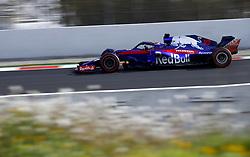 March 1, 2018 - Barcelona, Spain - Motorsports: FIA Formula One World Championship 2018, Test in Barcelona,  , #10 Pierre Gasly (FRA Toro Rosso Ferrari) (Credit Image: © Hoch Zwei via ZUMA Wire)