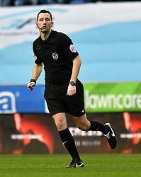Match referee Chris Kavanagh
