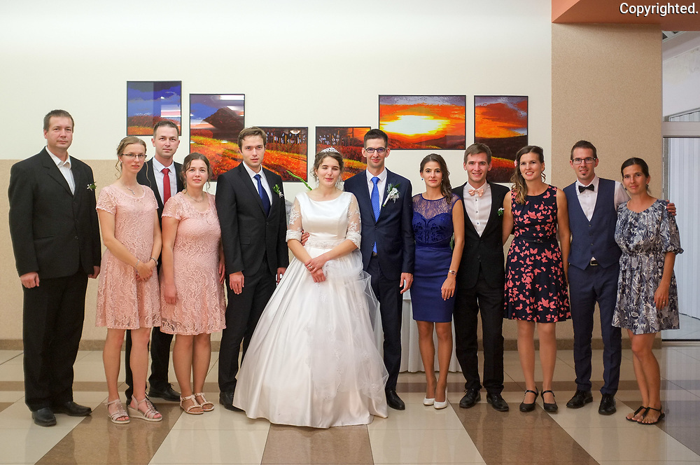 Kristinka a Ondrej svadba dňa 15.9.2018