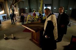 Il Villaggio di Cartone.Regia Ermanno Olmi.Bari 29 ottobre 2010