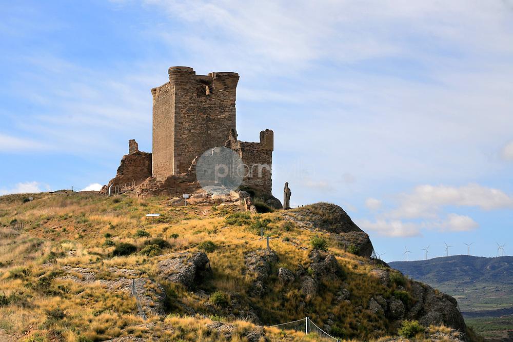 Castillo de Quel. La Rioja. España ©Daniel Acevedo / PILAR REVILLA