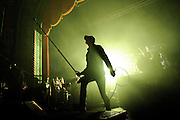 Photos of Cobra Starship performing at the Uptown Theater in Kansas City on May 19, 2010.