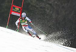 JANKACarlo of Switzerland competes during 10th Men's Slalom - Pokal Vitranc 2014 of FIS Alpine Ski World Cup 2013/2014, on March 8, 2014 in Vitranc, Kranjska Gora, Slovenia. Photo by Matic Klansek Velej / Sportida